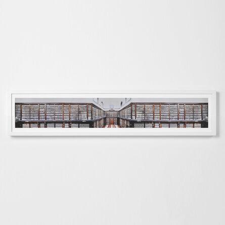 Candida Höfer, 'Shelves', 2009