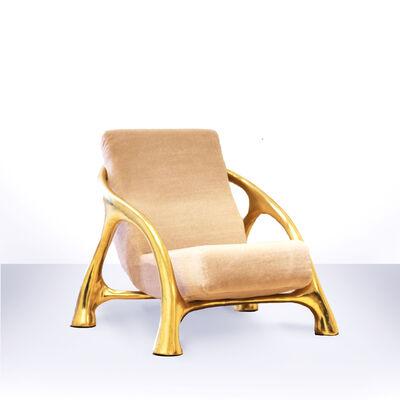 Saccomanno-Dayot, 'Yaka Gold', 2016