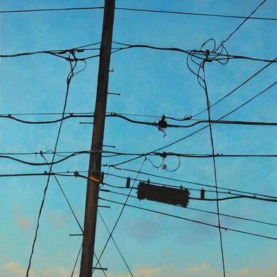 Richard Raiselis, 'Toots Teal Man', 2010