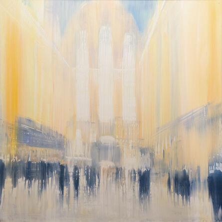 David Allen Dunlop, 'Soaring in Grand Central Station', 2018