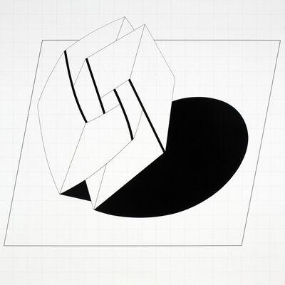 Attila Kovács, 'Koharersibilitat 8v', 1968-1985
