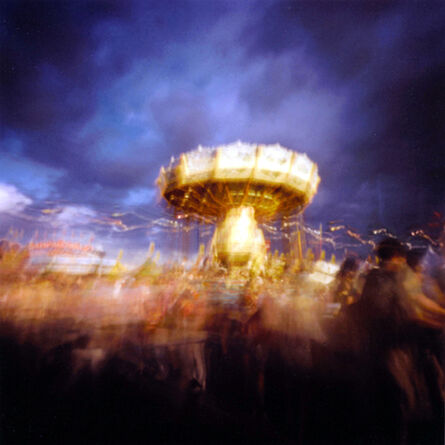 Dianne Bos, 'Stampede Midway 2, Carousel', 2004
