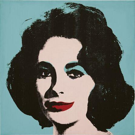Andy Warhol, 'Liz #5 (Early Colored Liz)', 1963