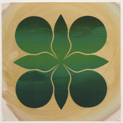 Philip Taaffe, 'Project for Planthouse,', 2014