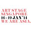 Logo of Art Stage Singapore 2014