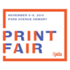 Logo of IFPDA Print Fair 2015