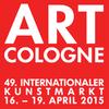 Logo of Art Cologne 2015