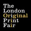 Logo of London Original Print Fair 2015