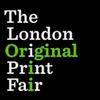 Logo of The London Original Print Fair 2016