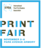 Logo of IFPDA Print Fair 2016