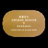 Logo of Unique Design x Shanghai 2020