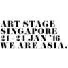Logo of Art Stage Singapore 2016