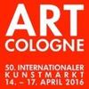 Logo of Art Cologne 2016