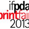 Logo of IFPDA Print Fair 2013