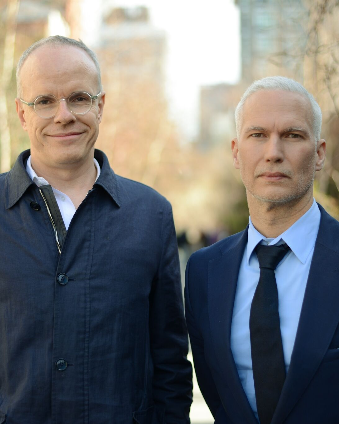Hans Ulrich Obrist & Klaus Biesenbach on Co-Curating, Living Sculptures, and the Chance Encounter That Started It All