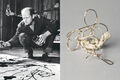 Jackson Pollock's First Love Was Sculpture, Not Painting