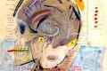 How Trilingual Painter Alexis de Chaunac Wrestles with His Multiple Histories