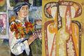 How Russian Artist Natalia Goncharova Revolutionized the Avant-Garde