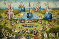 """Hieronymous Bosch's """"Garden of Earthly Delights"""""""