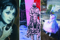 Three Artists in a Tortured Love Affair with Los Angeles