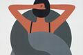 Design Language Meets L.A. Noir in New Works by Geoff McFetridge