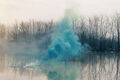 Filippo Minelli Uses the Tools of War to Create Sublime Landscapes