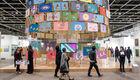 The 20 Best Booths at Art Basel in Hong Kong