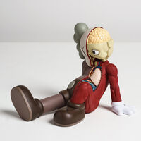 KAWS, 'Companion: Resting Place (Brown)', 2012
