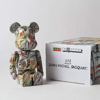 Jean-Michel Basquiat, 'JEAN- MICHEL BASQUIAT BE@RBRICK 200% LTD EDT', 2018