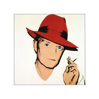 Andy Warhol, 'Truman Capote - Red Fedora', 1979