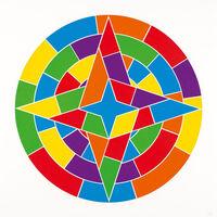 Sol LeWitt, 'Stars', 2002