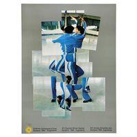 David Hockney, 'The Skater (Official 1984 Sarajevo Winter Olympics Poster)', 1984