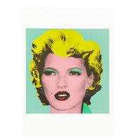 Banksy, 'Kate Moss Postcard ', 2005