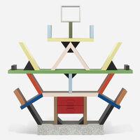 Ettore Sottsass, 'Carlton bookcase', 1981