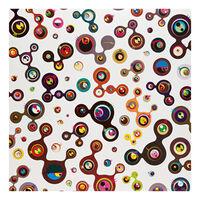 Takashi Murakami, 'Jellyfish Eyes - White 5', 2006