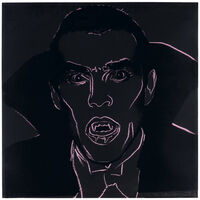 Andy Warhol, 'Dracula, from Myths', 1981
