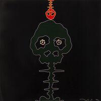 Takashi Murakami, 'Time Bokan (black + moss green)', 2006
