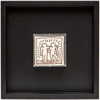 Keith Haring, 'Untitled ('Best Buddies' - Party of Life)', 1985