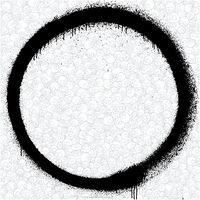 Takashi Murakami, 'Enso: Tranquility', 2015