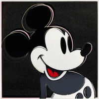 Andy Warhol, 'Mickey Mouse F.S. II 265', 1981