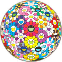 Takashi Murakami, 'Flower Ball (Multicolor)', 2016