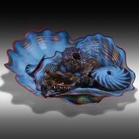 Dale Chihuly, 'Persian and Seaform group', 1990