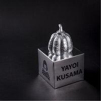 Yayoi Kusama, 'Silver Pumpkin', 2013