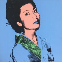 Andy Warhol, 'Kimiko, II.237', 1981
