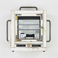 Tom Sachs, 'Moon Rock Box: Helpers in Need', 2008