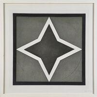 Sol LeWitt, 'Stars - Dark Center', 1983