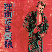 Andy Warhol, 'Rebel without a cause (James Dean), II.355', 1985
