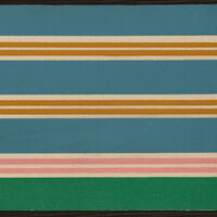 Kenneth Noland, 'Twin Planes', 1969