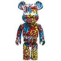 Keith Haring, '1000% Bearbrick', 2018