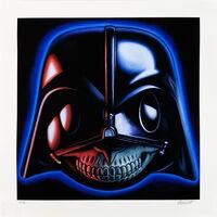 Ron English, ''Vader Grin'', 2020